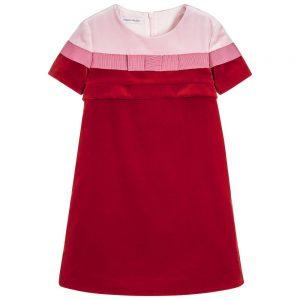 rochie catifea haute couture i pinco pallino