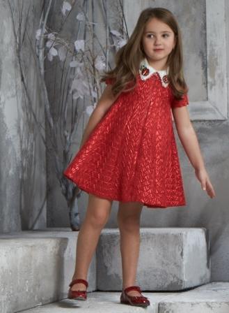 rochie roşie mimisol